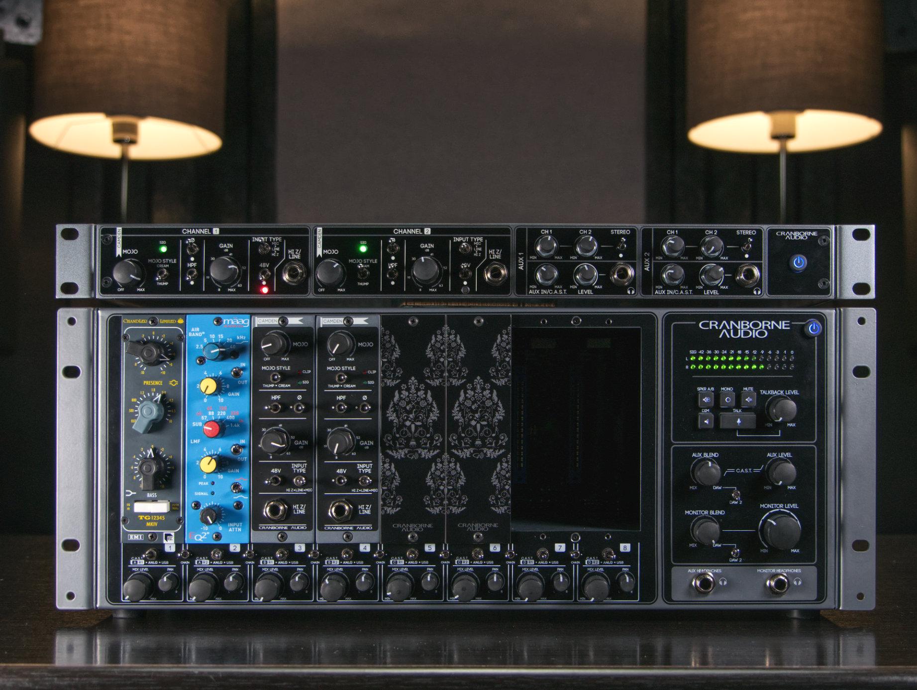 Camden EC2 500R8