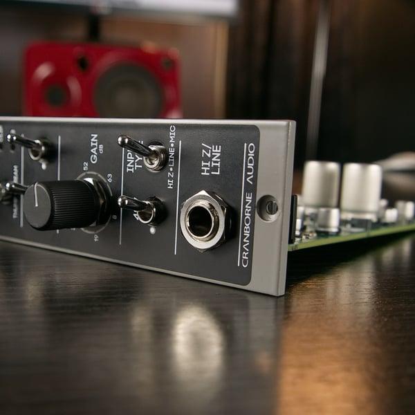 Camden 500 Hi-z instrument input