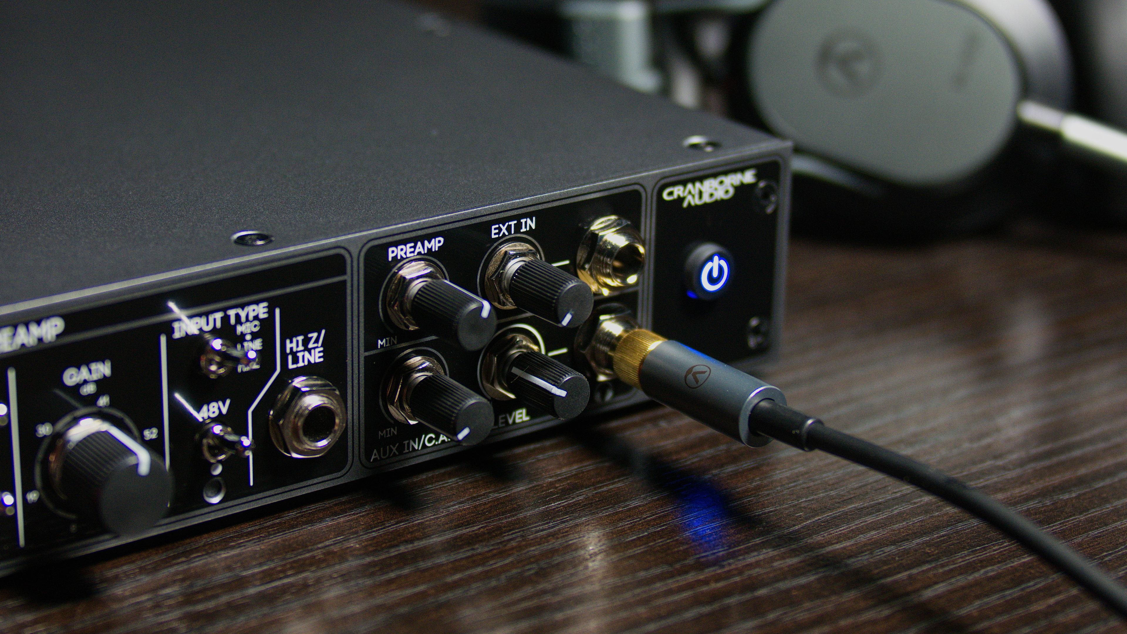 EC1 reference grade headphone amp