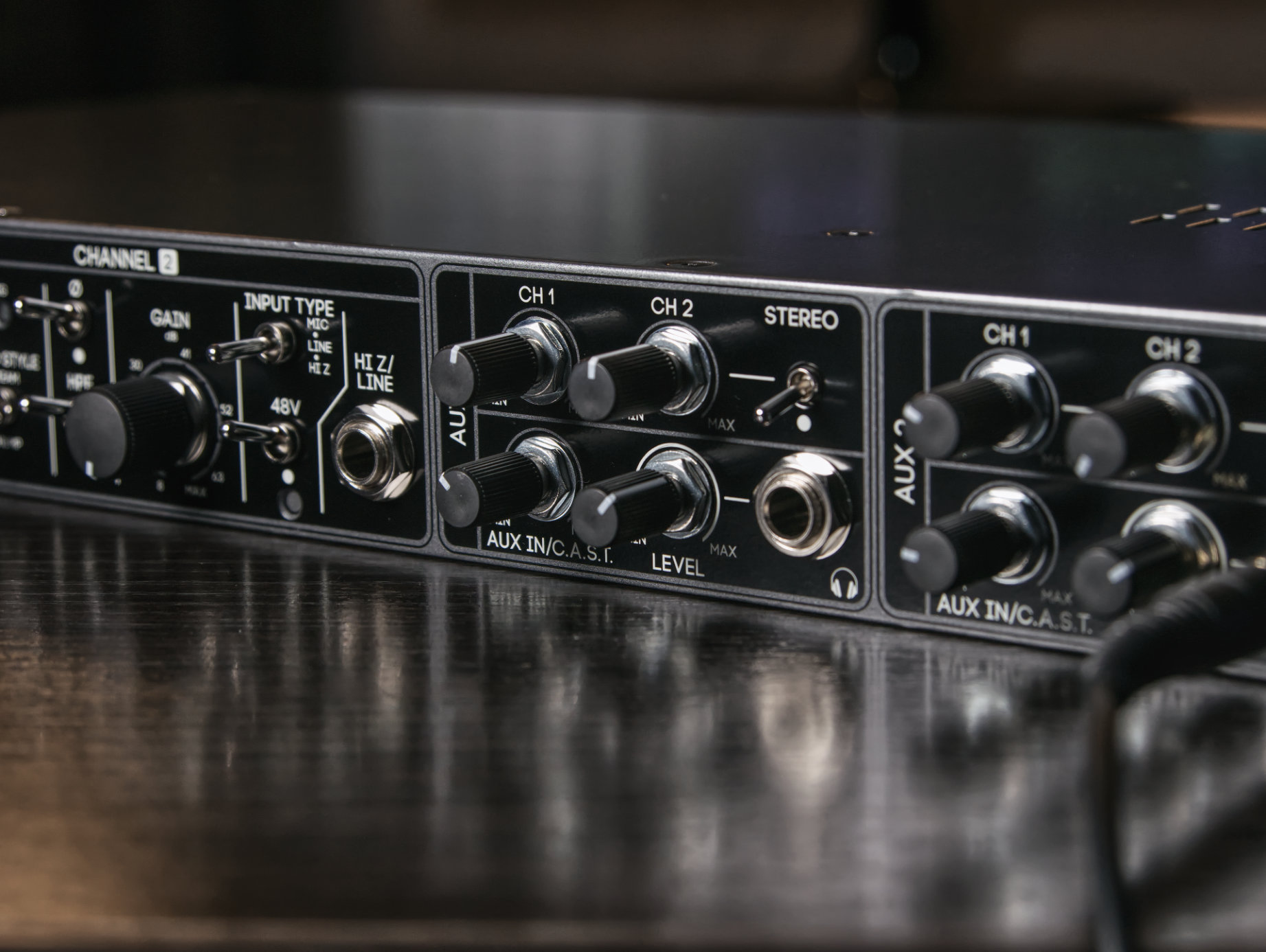 Ec2 headphone amps